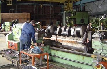 Изготовление и ремонт коленчатых валов