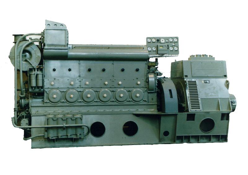 Дизель-генератор ДГР320/500