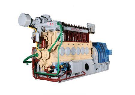 Двигатель-генератор ДвГА-630