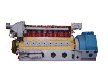 Двигатель-генератор ДвГА-800